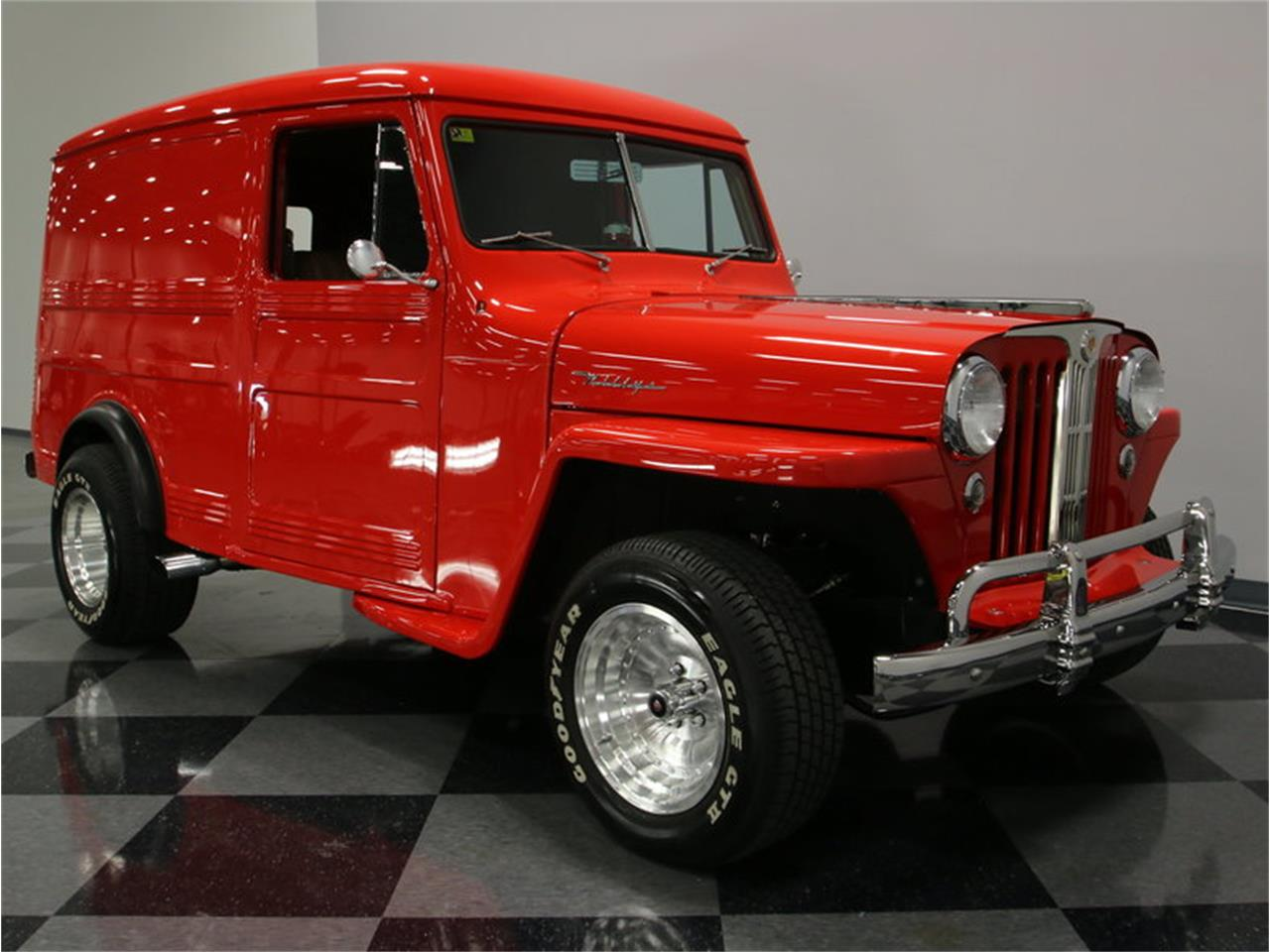 Large Picture of Classic 1947 Wagoneer located in Tennessee Offered by Streetside Classics - Nashville - I7BE