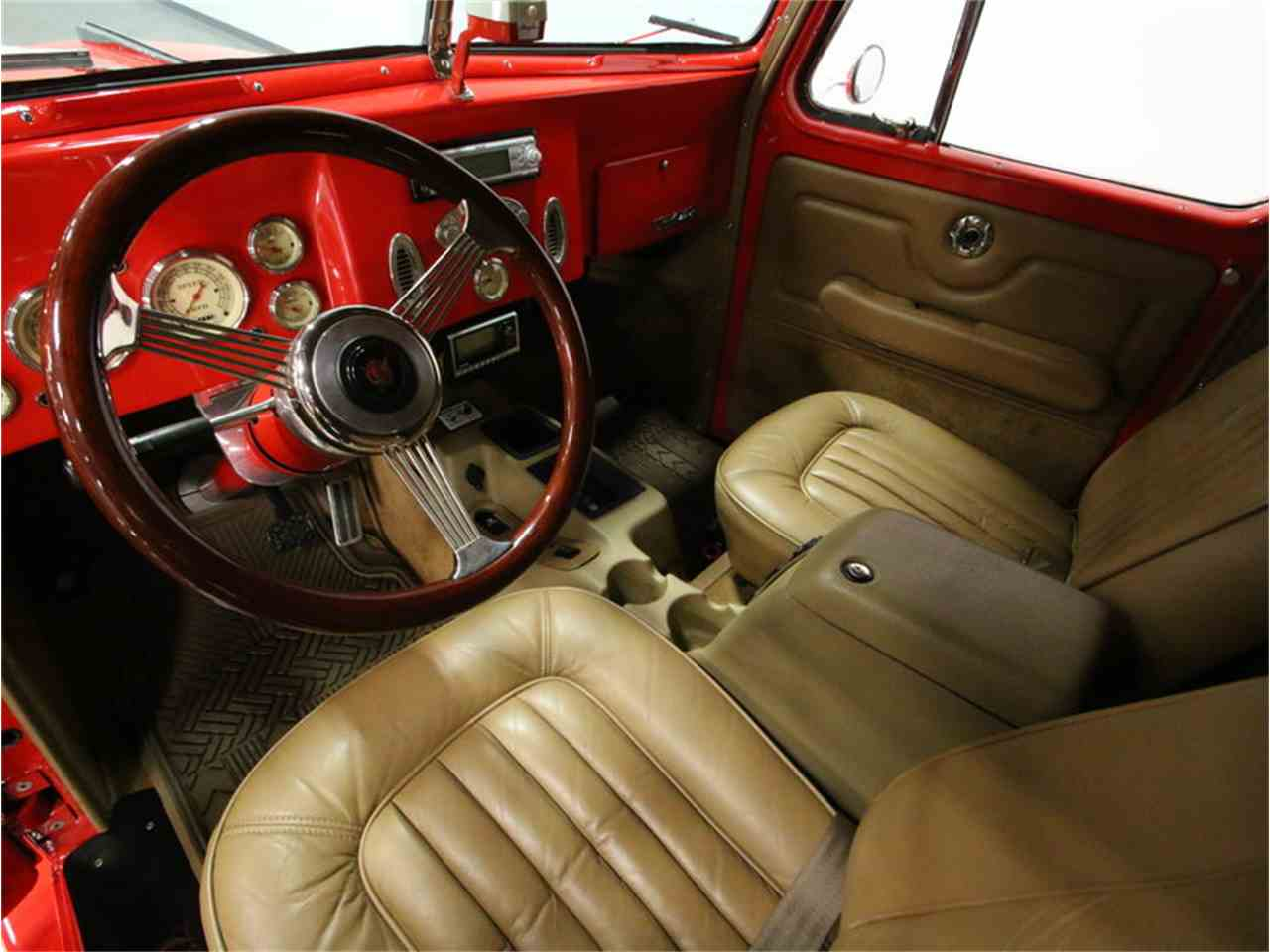 Large Picture of Classic '47 Wagoneer - $52,995.00 Offered by Streetside Classics - Nashville - I7BE