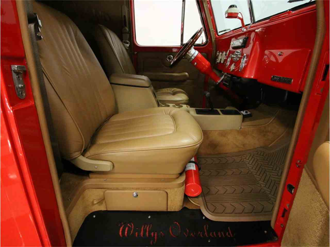 Large Picture of Classic '47 Wagoneer - $52,995.00 - I7BE