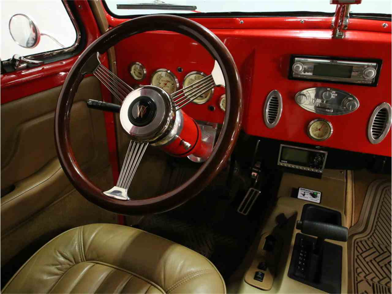 Large Picture of Classic '47 Wagoneer located in Tennessee Offered by Streetside Classics - Nashville - I7BE