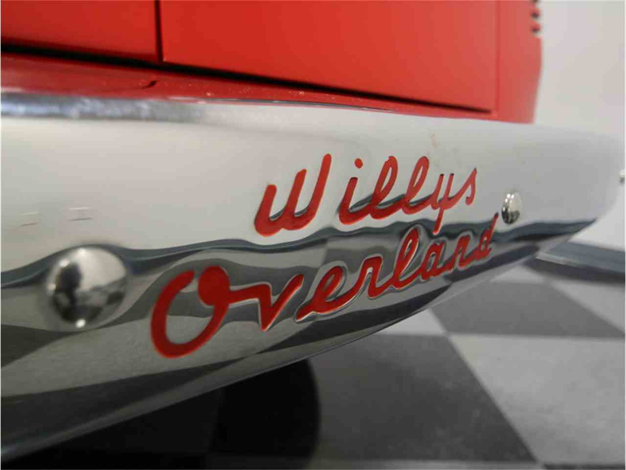Large Picture of 1947 Wagoneer - $52,995.00 Offered by Streetside Classics - Nashville - I7BE