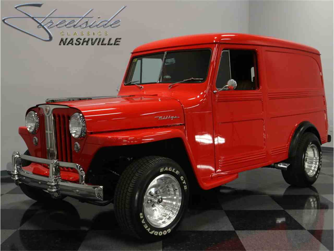 Large Picture of Classic 1947 Willys Wagoneer - $52,995.00 - I7BE