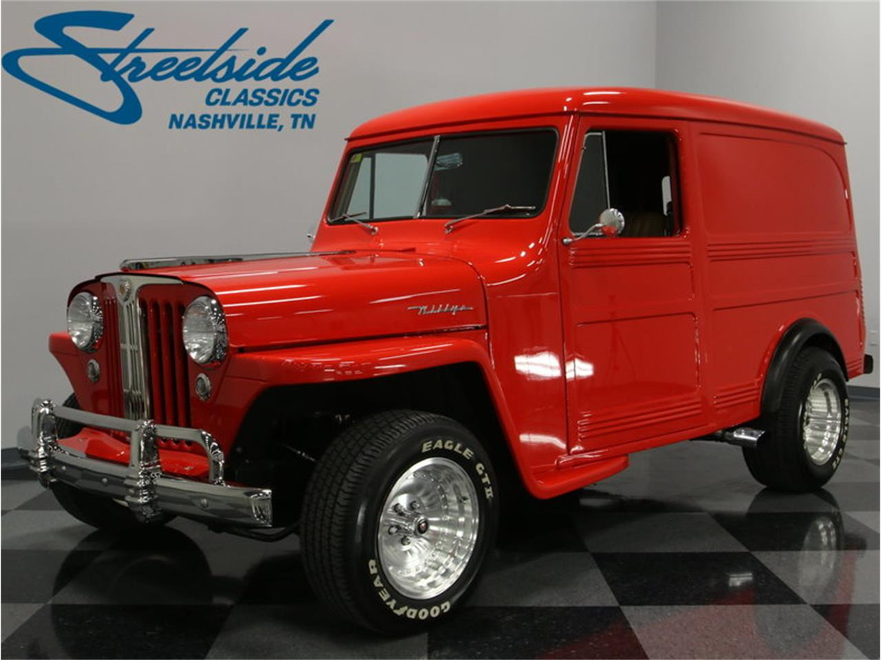 Large Picture of '47 Wagoneer - $52,995.00 - I7BE