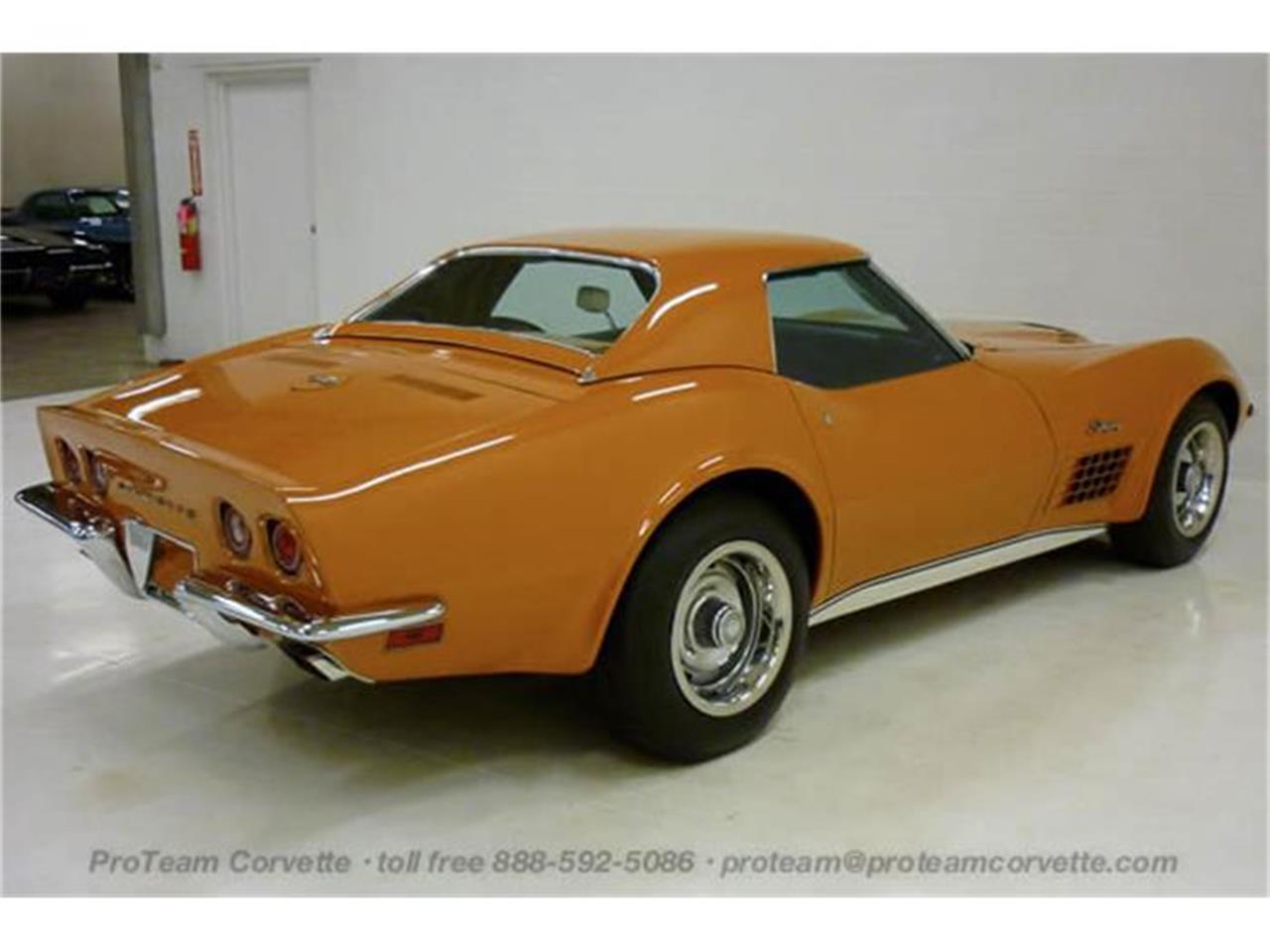 Large Picture of Classic 1971 Chevrolet Corvette Auction Vehicle - I7BK