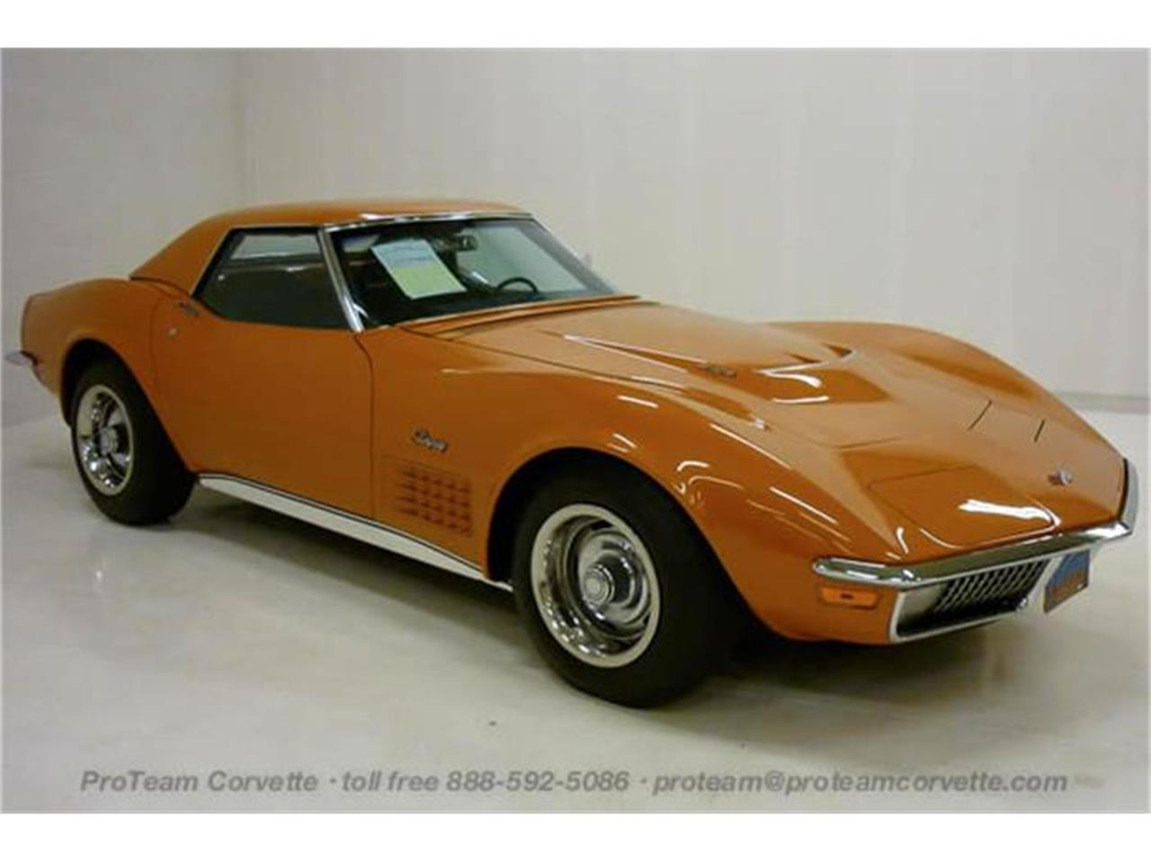 Large Picture of Classic '71 Corvette Offered by Proteam Corvette Sales - I7BK