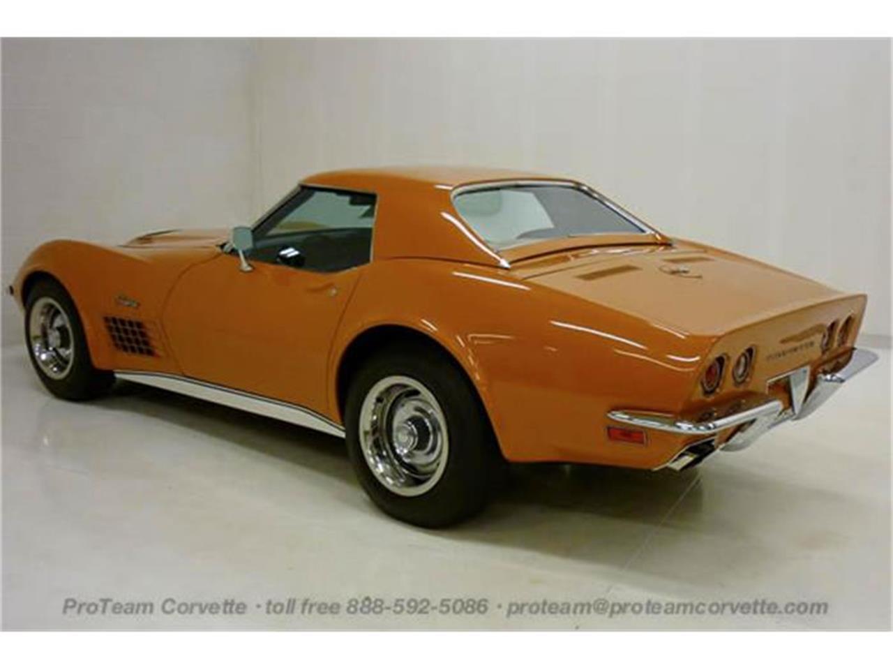 Large Picture of '71 Chevrolet Corvette Auction Vehicle - I7BK