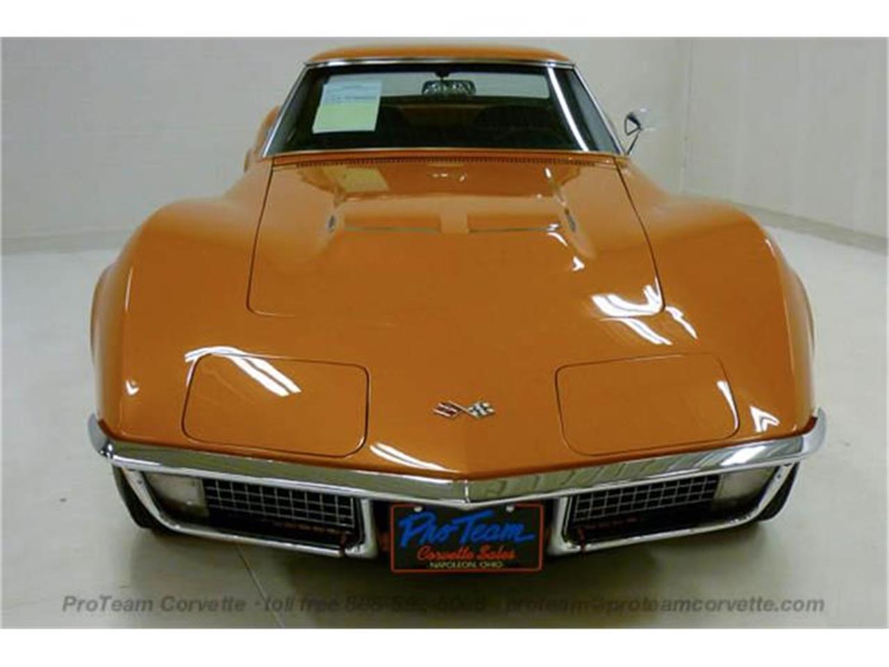 Large Picture of Classic '71 Chevrolet Corvette located in Ohio - I7BK