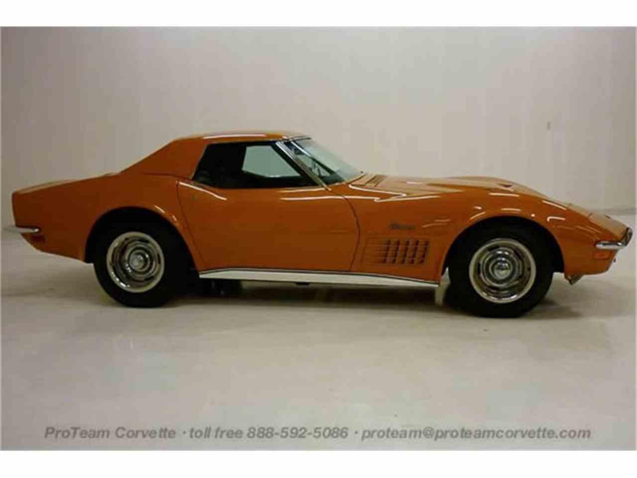 Large Picture of '71 Corvette - I7BK