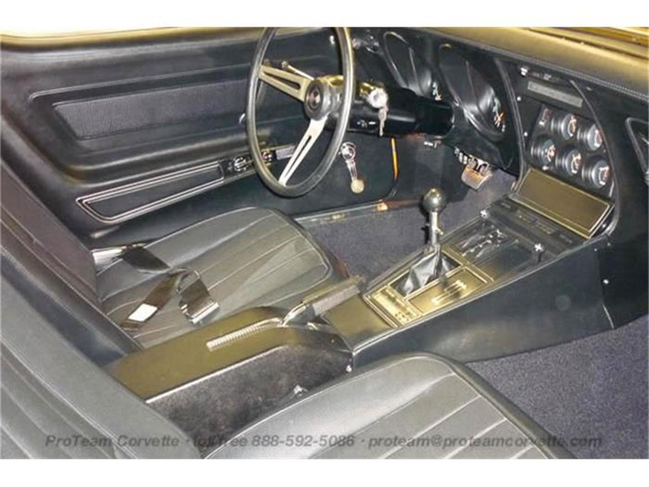 Large Picture of '71 Corvette Auction Vehicle Offered by Proteam Corvette Sales - I7BK