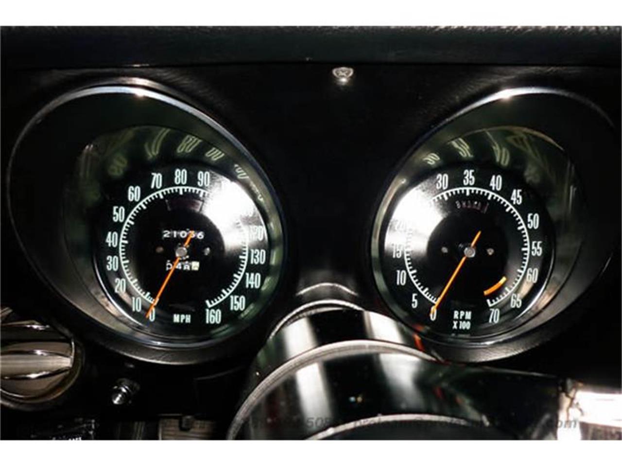 Large Picture of '71 Corvette Auction Vehicle - I7BK