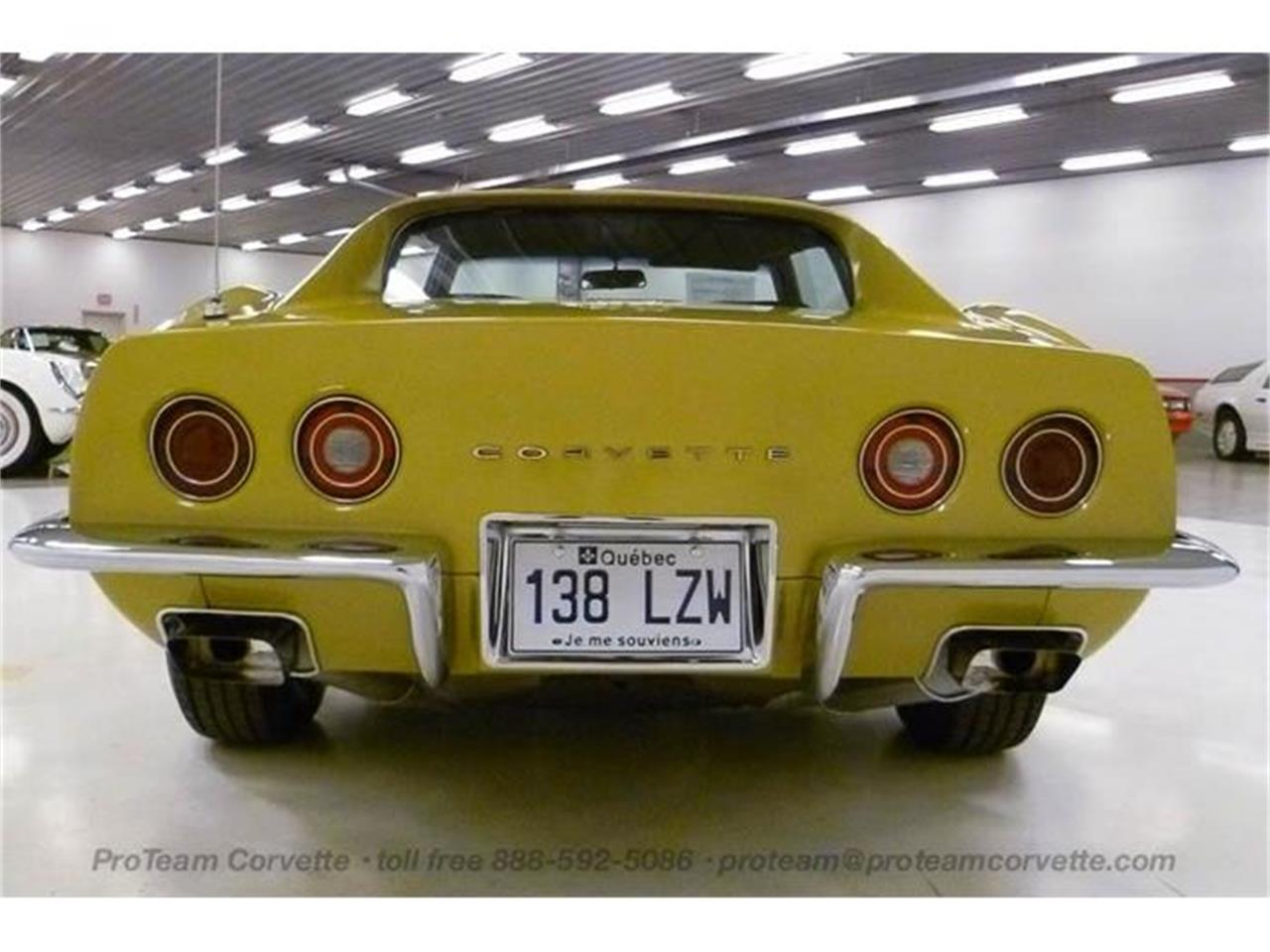 Large Picture of '71 Corvette - I7J8