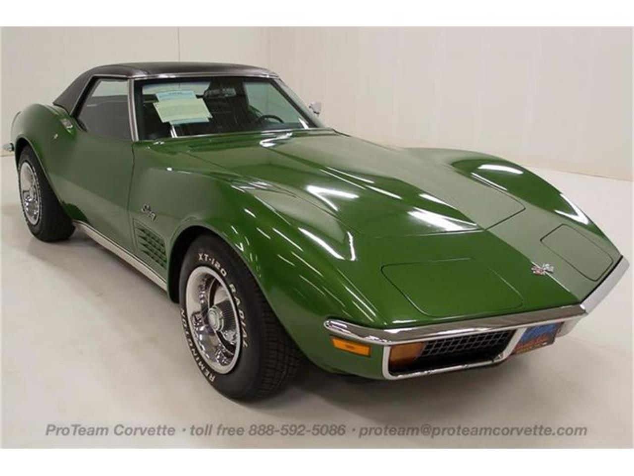 Large Picture of '72 Corvette - I7O4