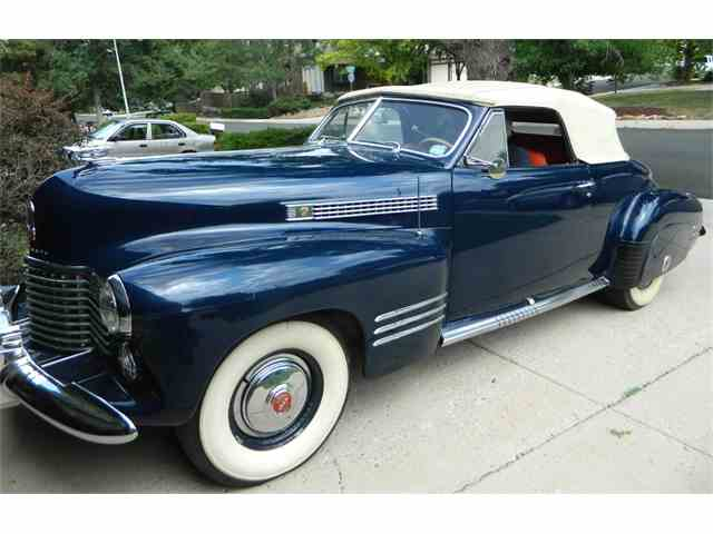 Picture of '41 Cadillac Convertible - I7QF