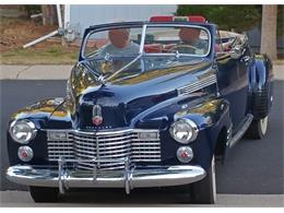 Picture of Classic '41 Cadillac Convertible located in Aurora Colorado Offered by a Private Seller - I7QF