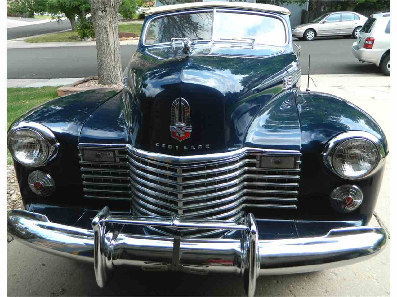 Large Picture of '41 Convertible - I7QF