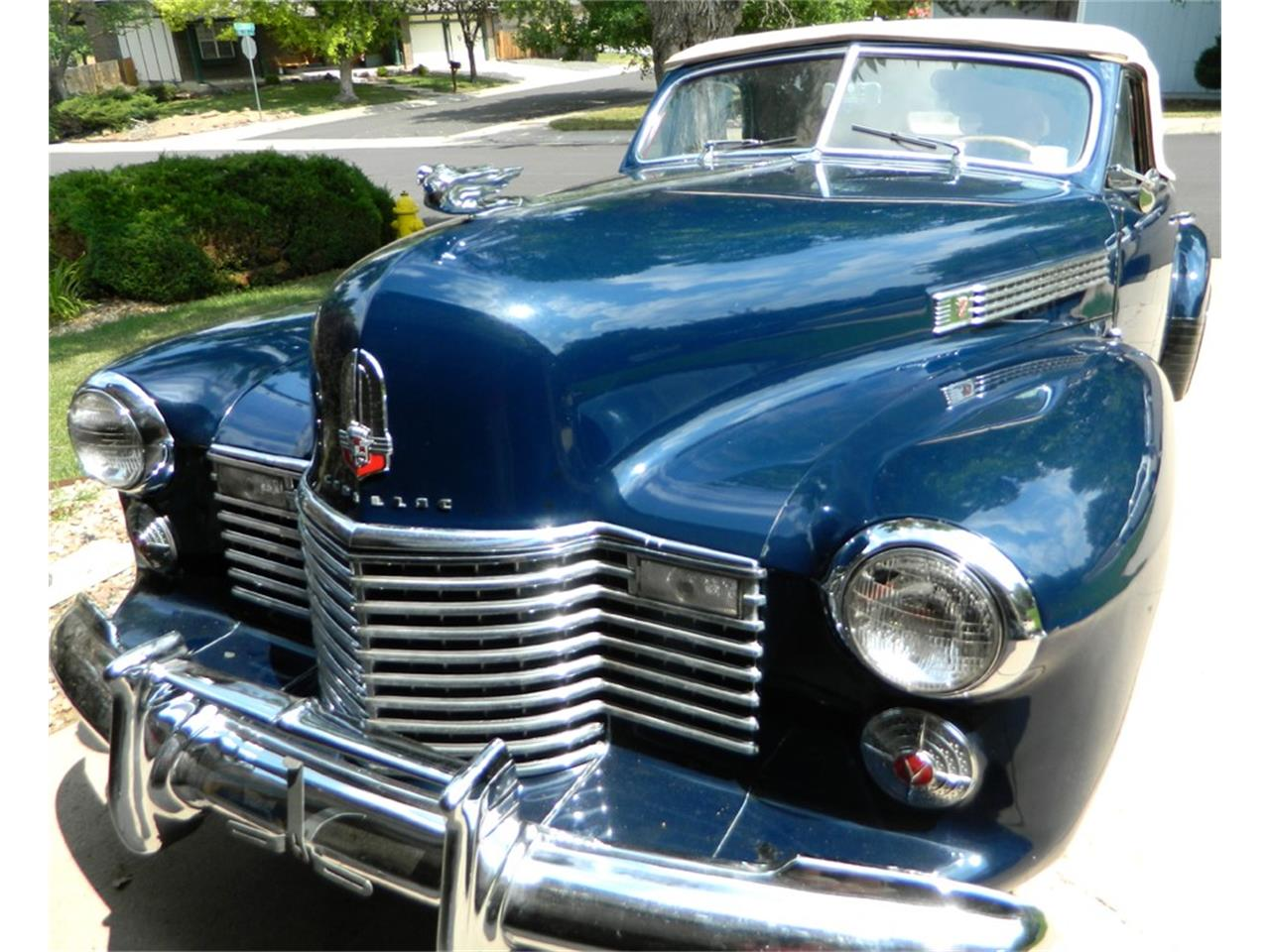 Large Picture of Classic '41 Convertible located in Colorado Offered by a Private Seller - I7QF