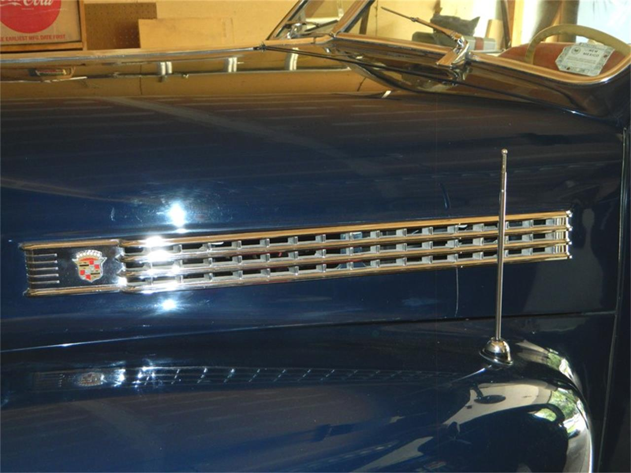 Large Picture of Classic 1941 Cadillac Convertible - $78,000.00 Offered by a Private Seller - I7QF