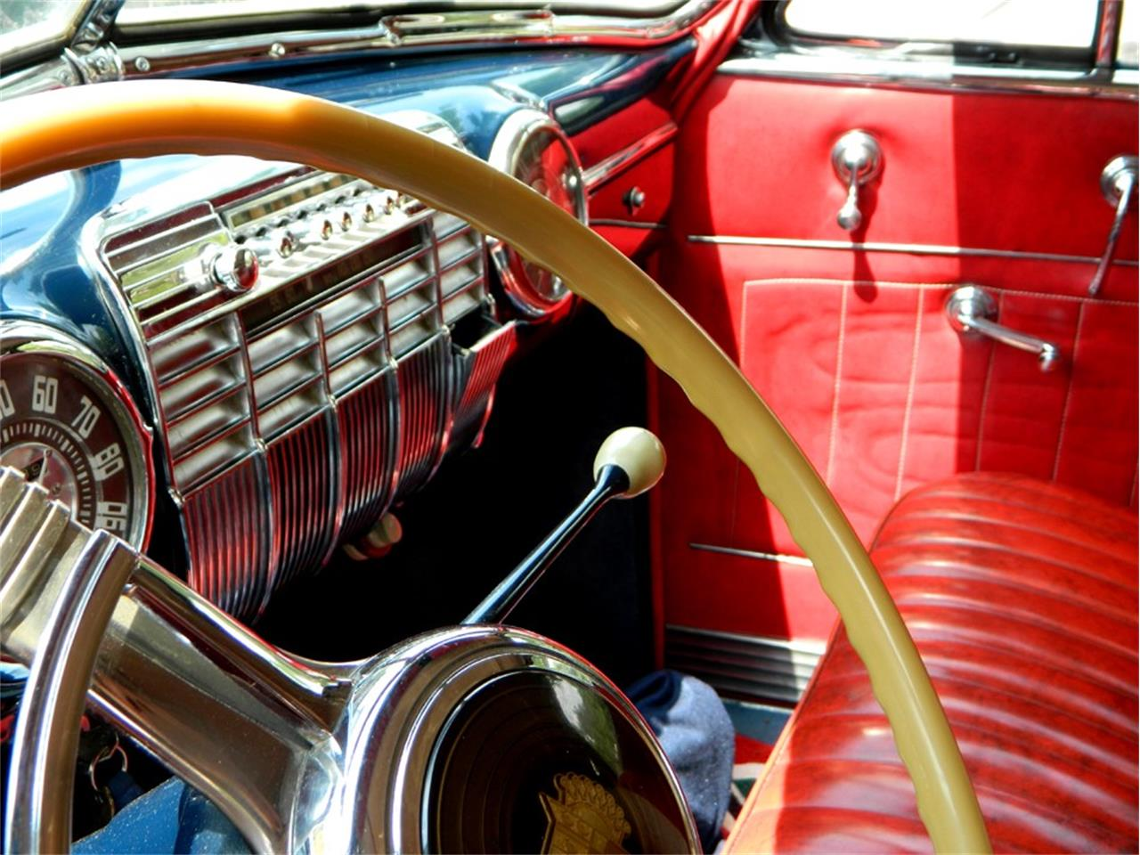 Large Picture of 1941 Cadillac Convertible located in Aurora Colorado - $78,000.00 - I7QF