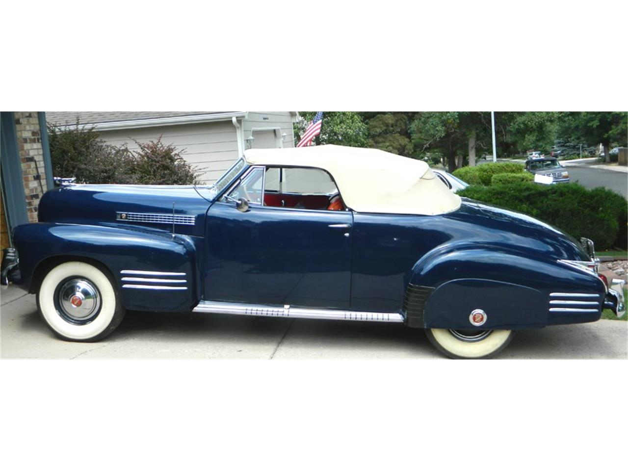 Large Picture of Classic '41 Convertible - $78,000.00 Offered by a Private Seller - I7QF