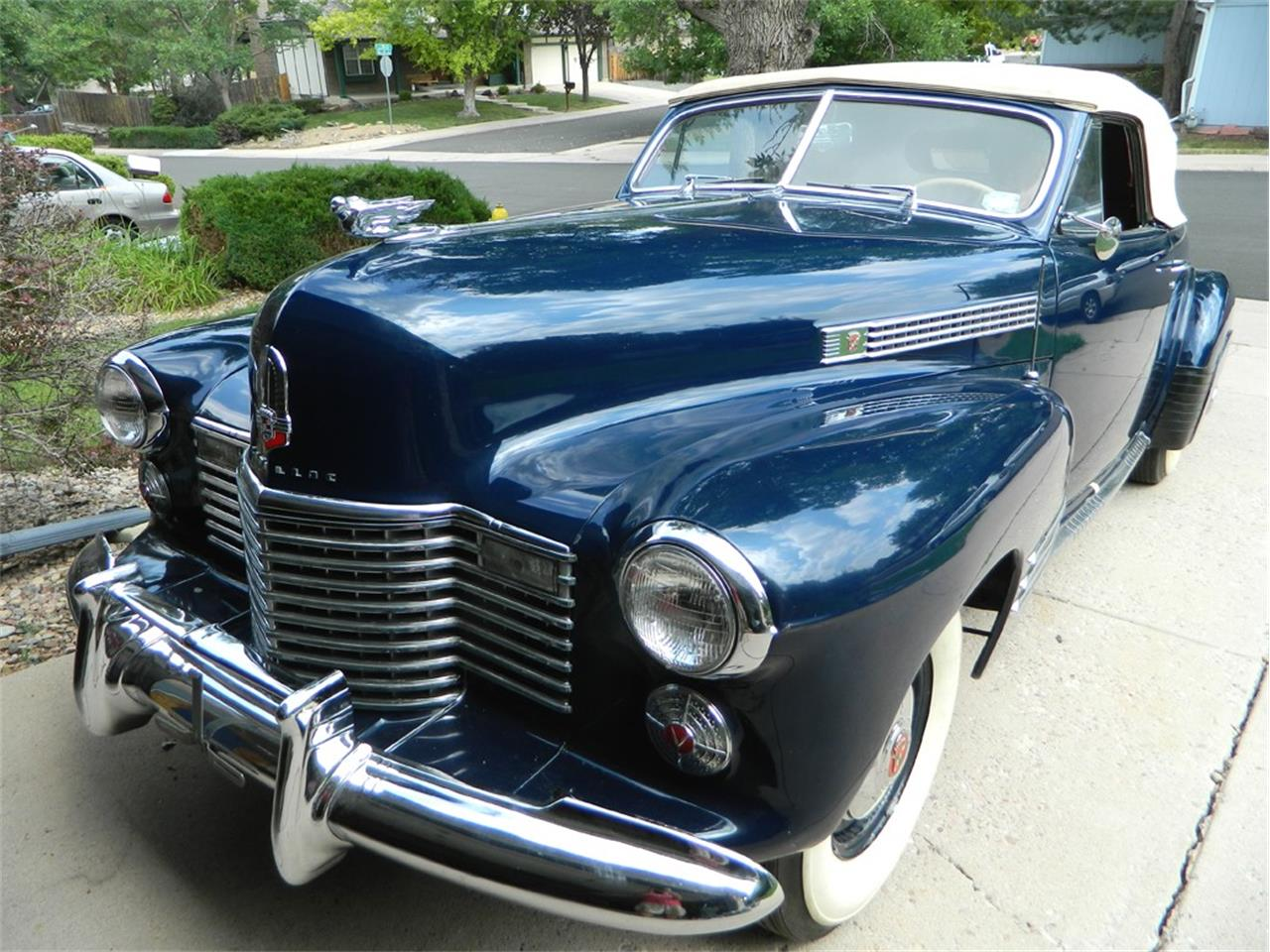 Large Picture of Classic '41 Cadillac Convertible - $78,000.00 - I7QF