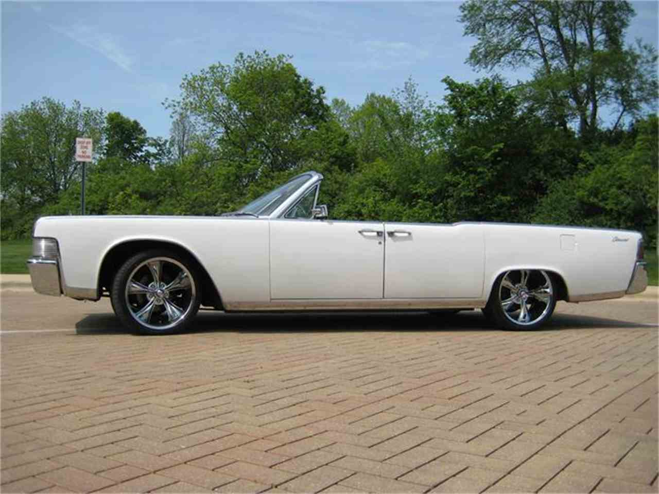 1965 Lincoln Continental for Sale | ClicCars.com | CC-849833