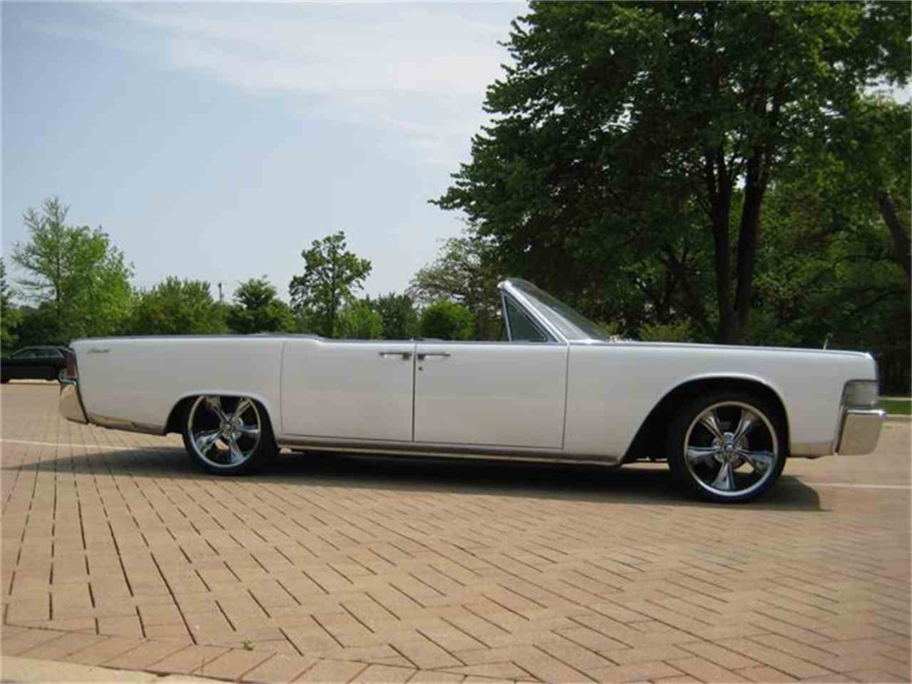 Large Picture of '65 Continental - I7QH