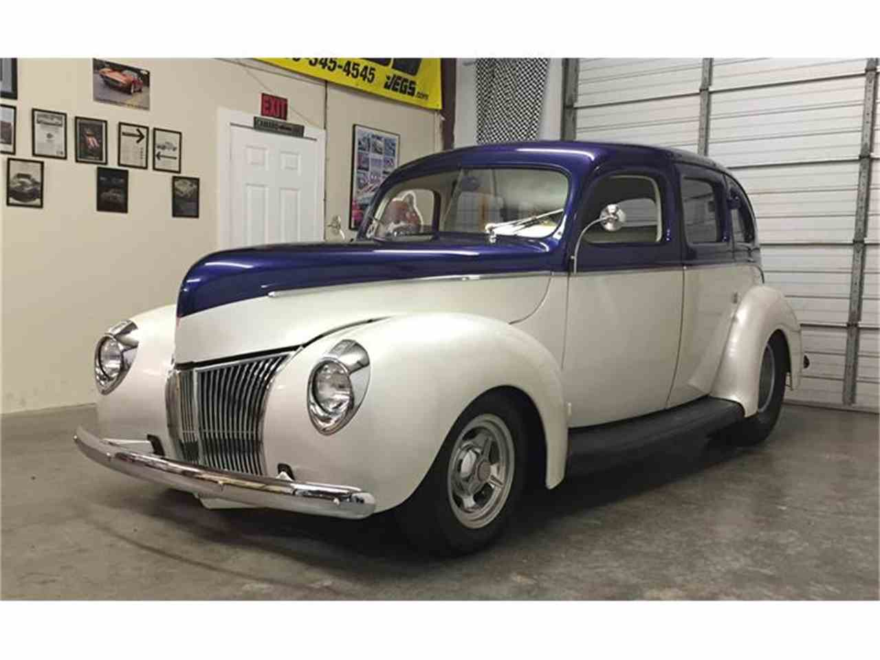 1940 Ford Street Rod for Sale | ClassicCars.com | CC-849834