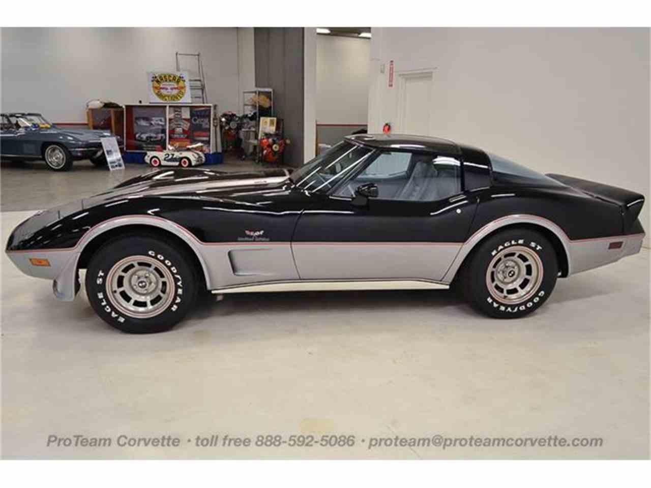 Large Picture of '78 Corvette - I7RZ