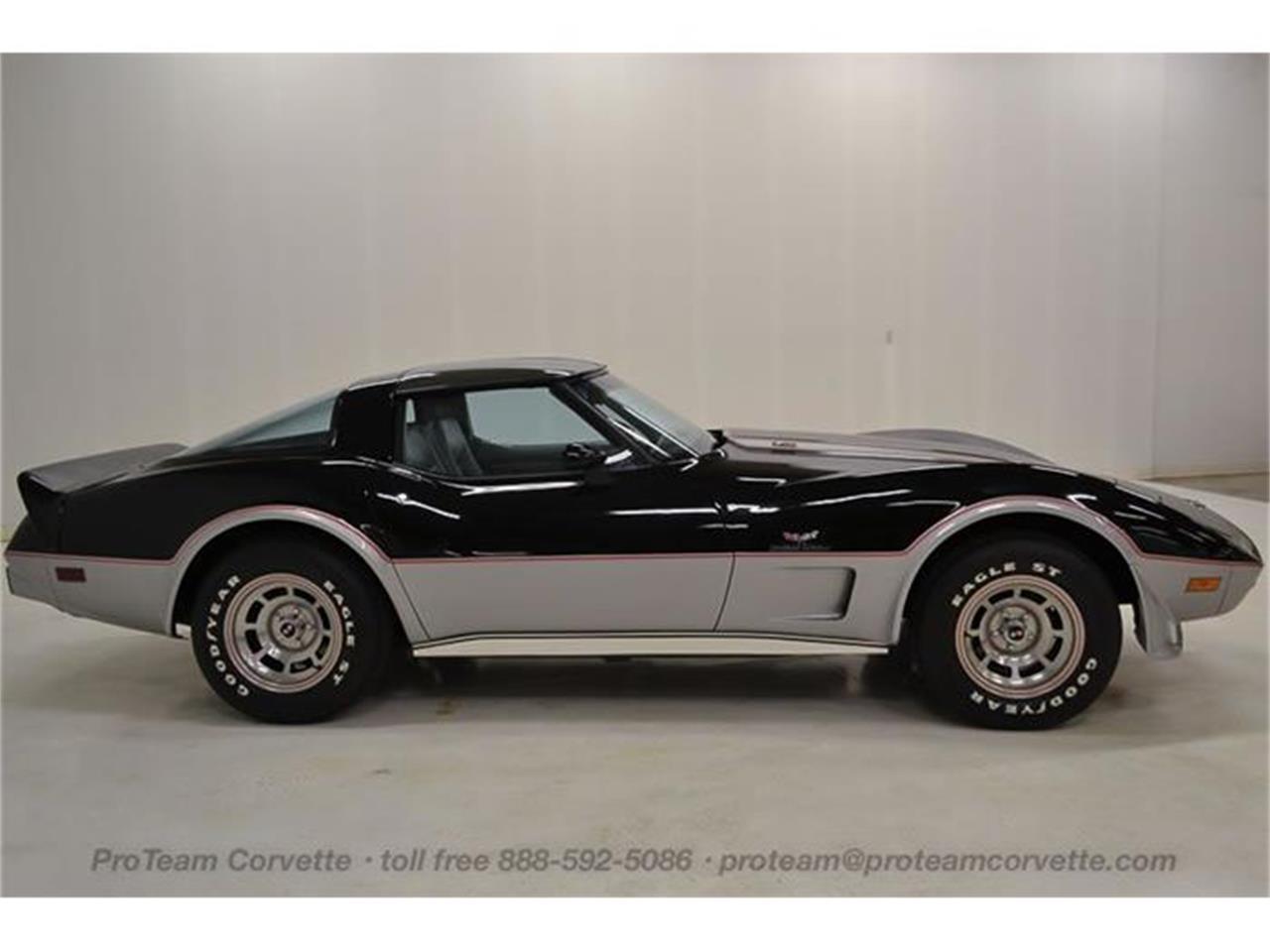 Large Picture of '78 Corvette - I7RZ