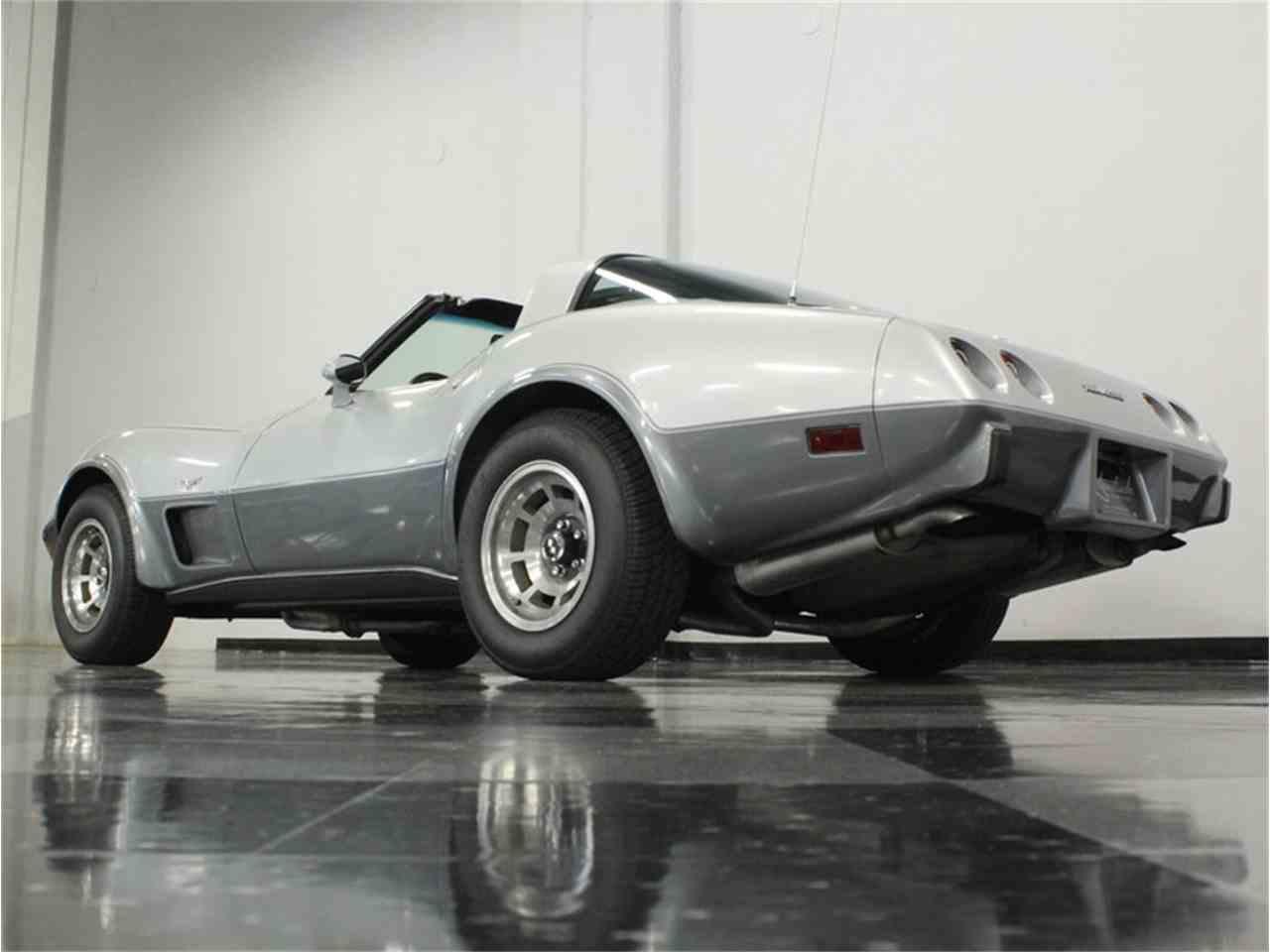 Large Picture of '78 Corvette 25th Anniversary - I8ZC