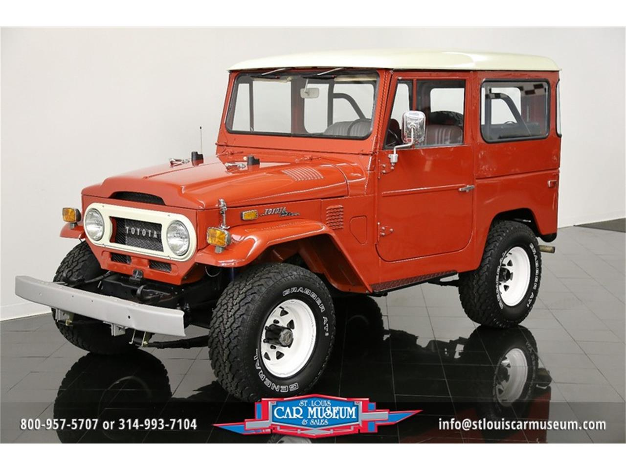 1973 Toyota Fj40 Land Cruiser 4x4 For Sale Cc 851455 Specs Large Picture Of 73 I8zj