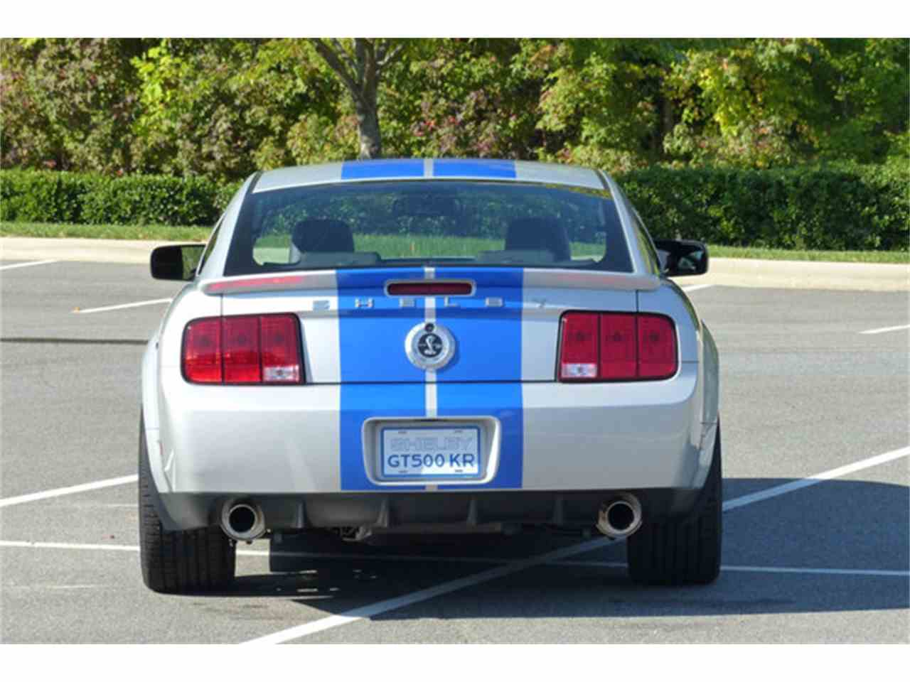 Large Picture of '08 Mustang - I90A
