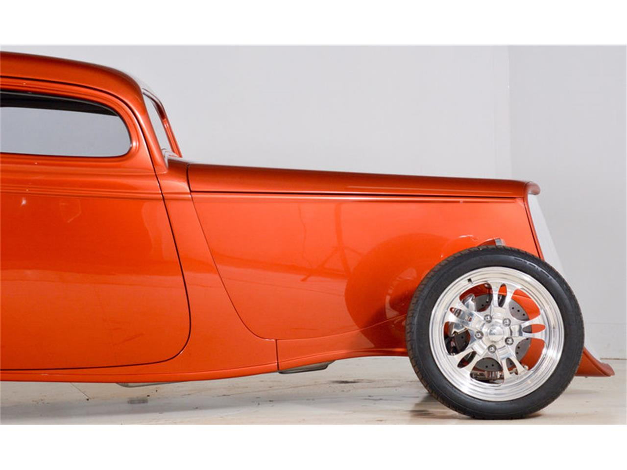 Large Picture of '34 Custom - I911