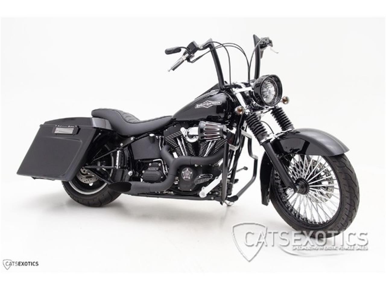 Harley Davidson Seattle >> For Sale 2009 Harley Davidson Fxstb In Seattle Washington