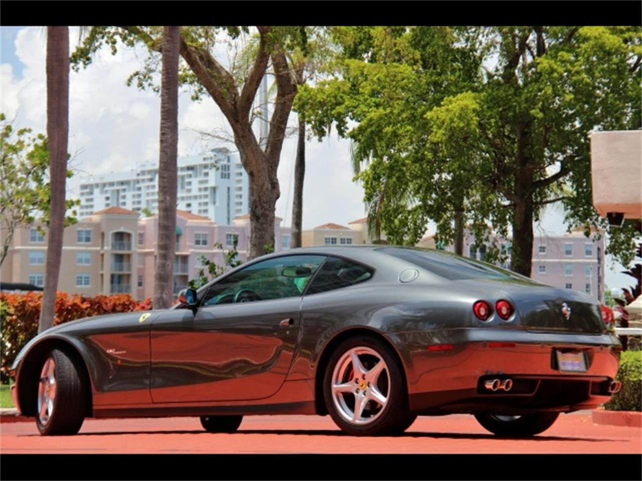 Cars For Sale Miami Beach: 2006 Ferrari 612 Scaglietti For Sale