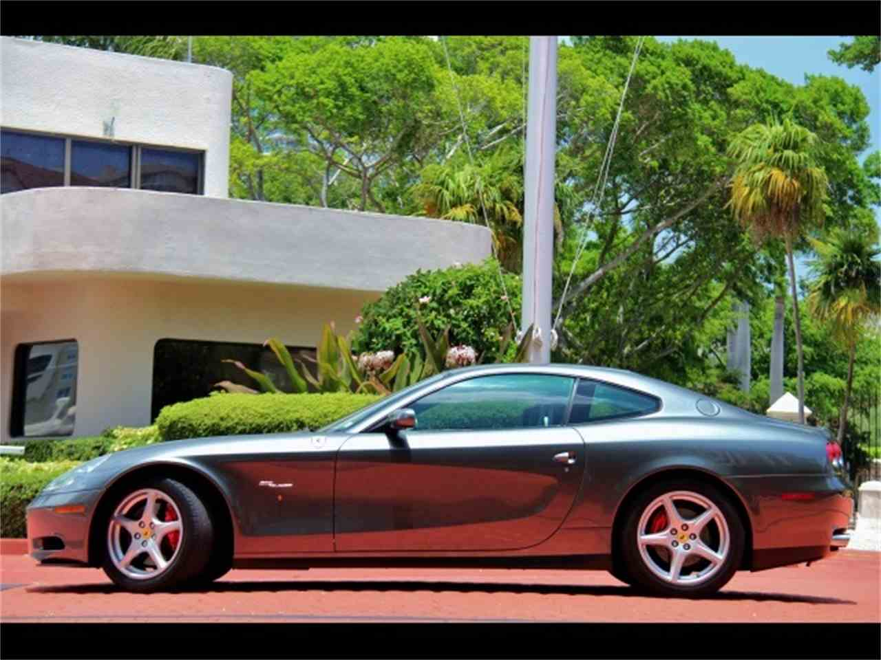 2006 ferrari 612 scaglietti for sale. Black Bedroom Furniture Sets. Home Design Ideas