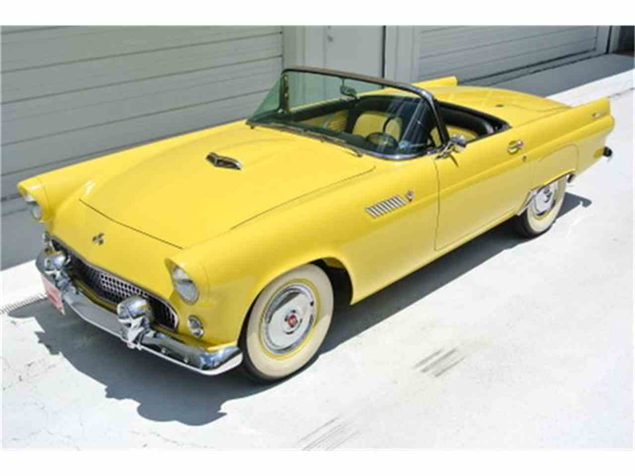 Large Picture of '55 Thunderbird - I9VC