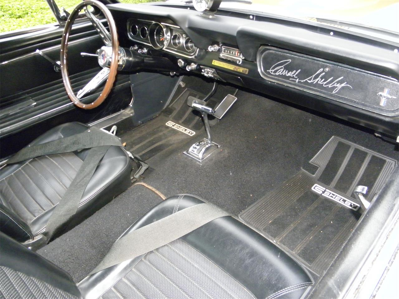 Large Picture of 1966 Mustang located in Middlebury Connecticut Auction Vehicle - I9VF
