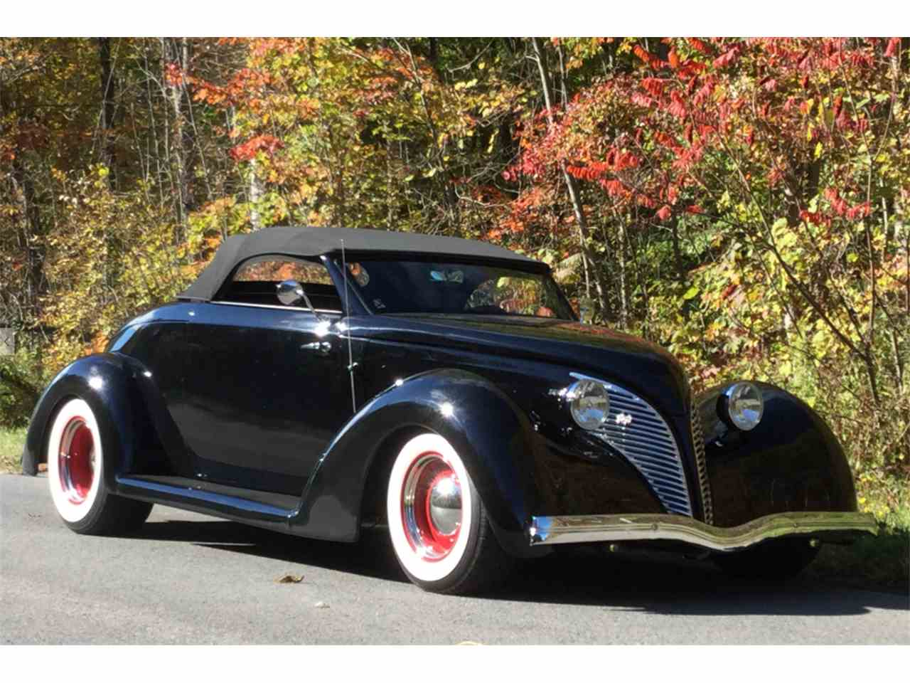 Large Picture of 1939 Convertible Offered by a Private Seller - I9VM
