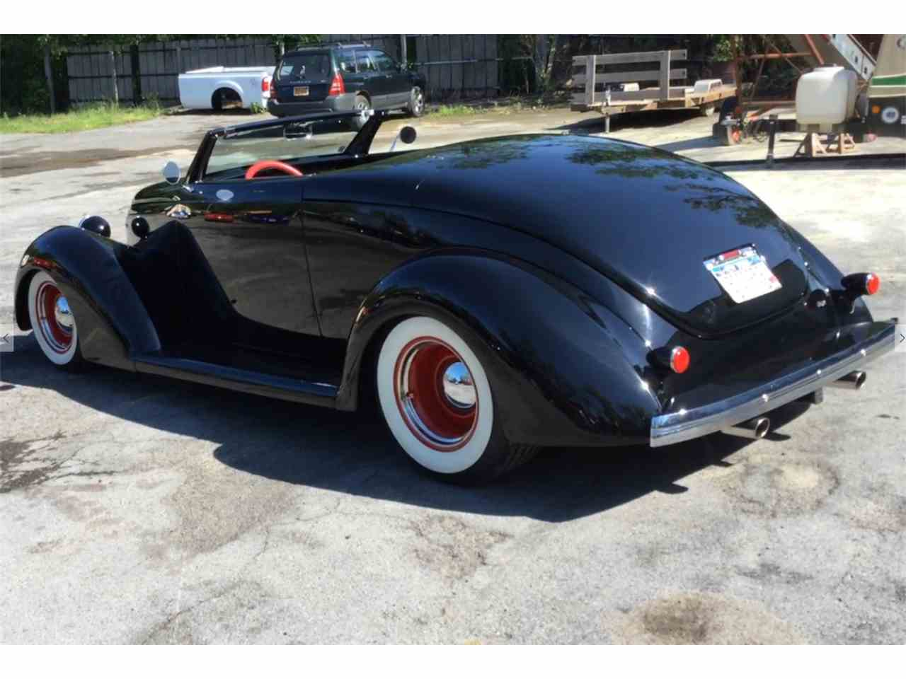 Large Picture of '39 Convertible - I9VM