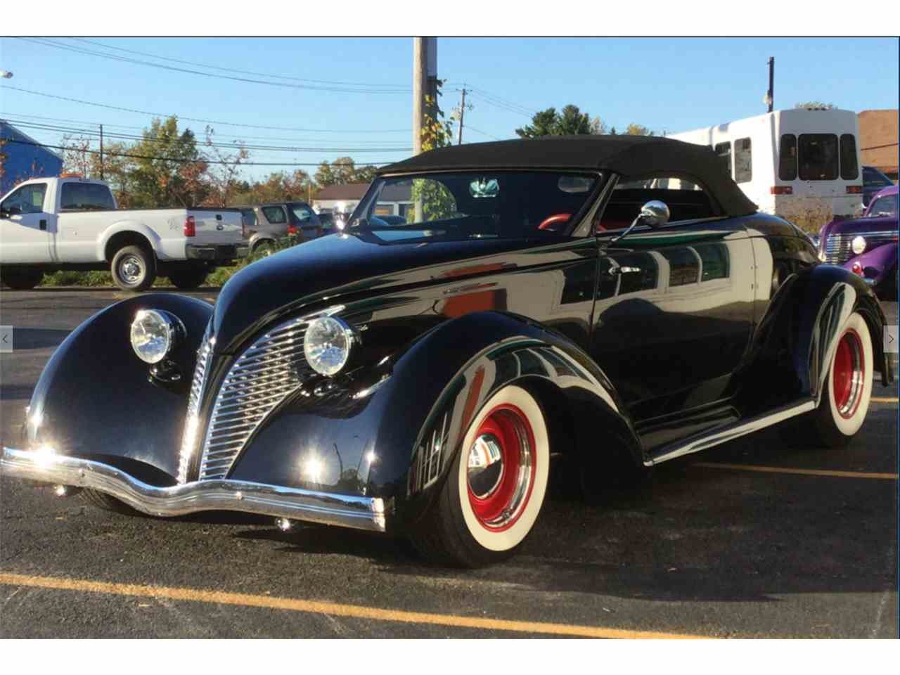 Large Picture of Classic '39 Ford Convertible - $62,500.00 - I9VM