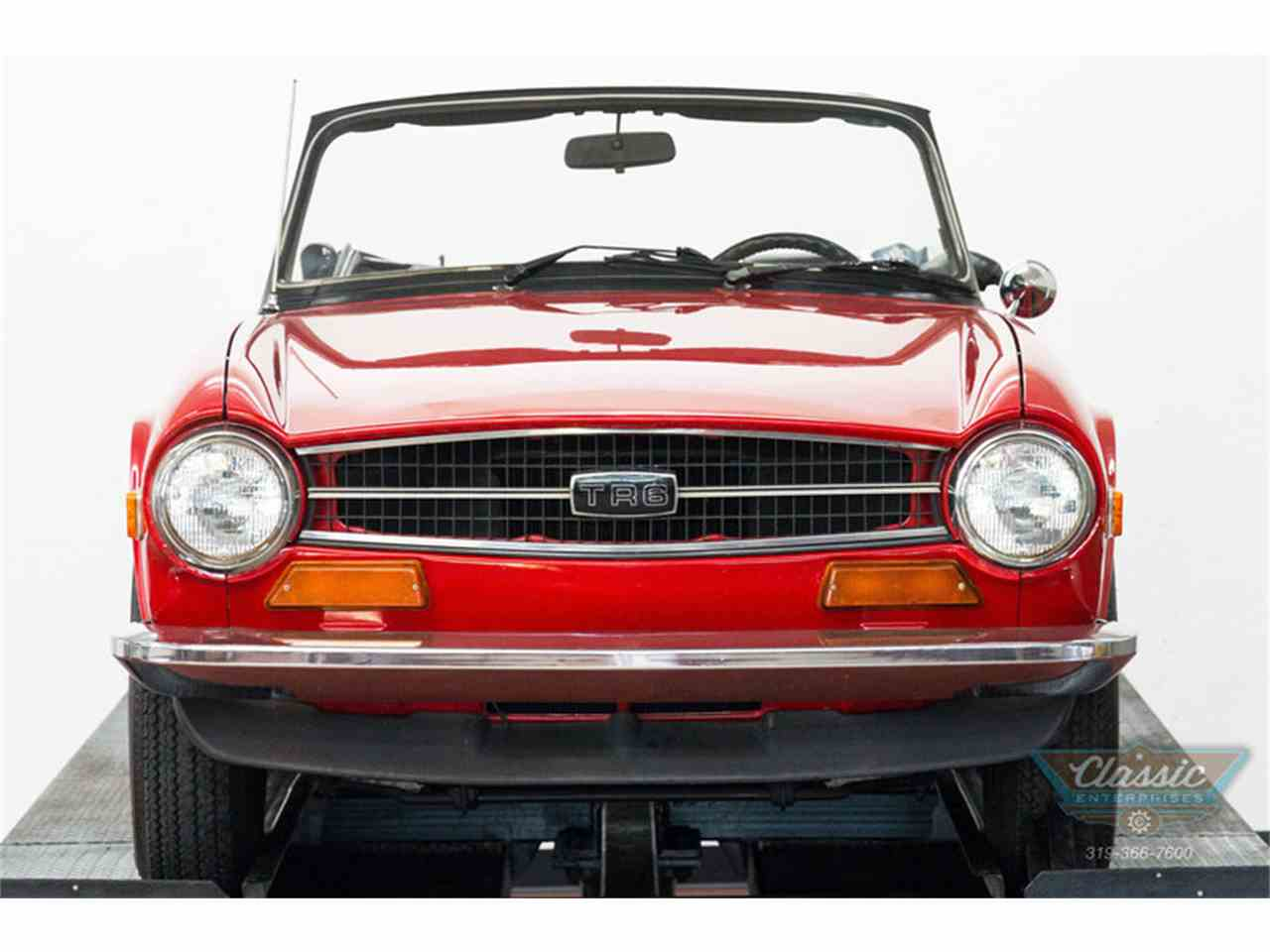 Large Picture of Classic '73 Triumph TR6 located in Iowa Offered by Duffy's Classic Cars - I82S