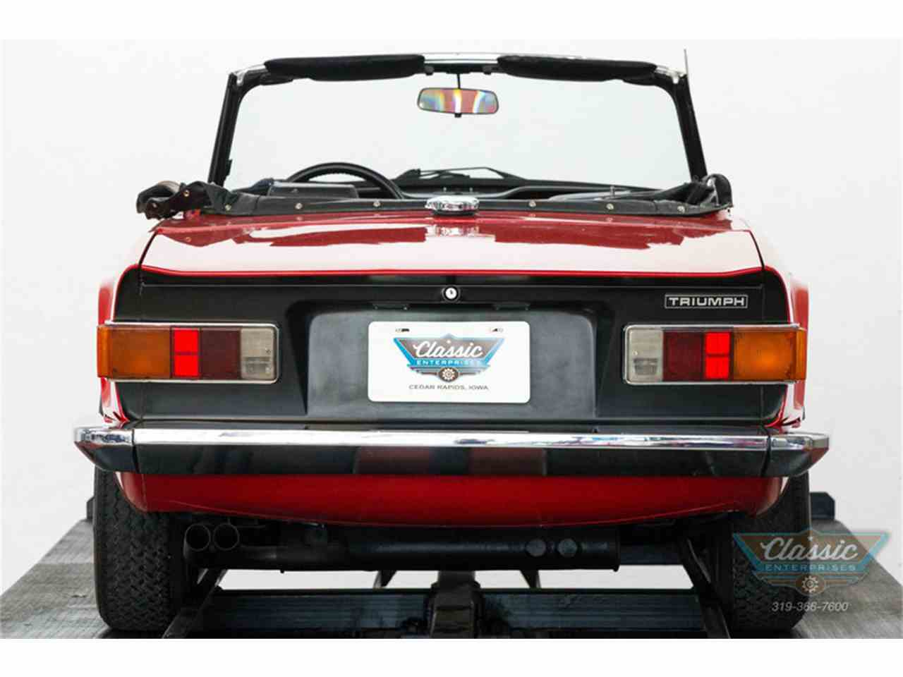 Large Picture of Classic 1973 Triumph TR6 - $20,950.00 - I82S
