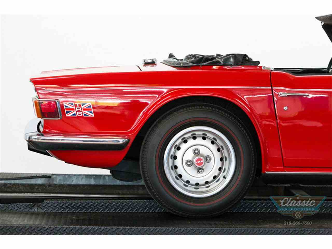 Large Picture of Classic '73 TR6 Offered by Duffy's Classic Cars - I82S