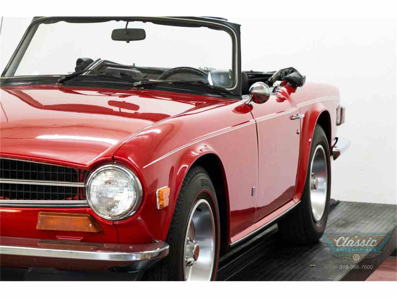 Large Picture of Classic '73 TR6 - $20,950.00 - I82S