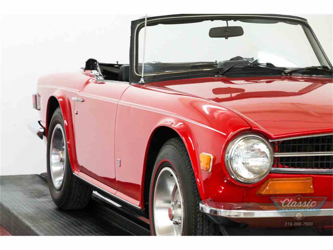 Large Picture of '73 Triumph TR6 Offered by Duffy's Classic Cars - I82S