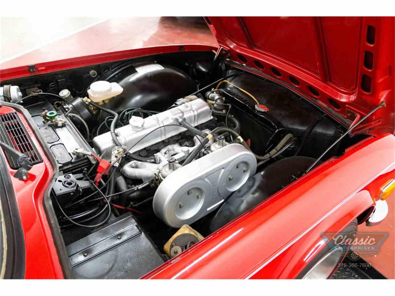 Large Picture of '73 Triumph TR6 located in Cedar Rapids Iowa - I82S