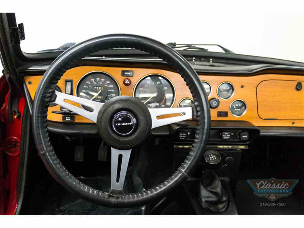 Large Picture of 1973 TR6 Offered by Duffy's Classic Cars - I82S