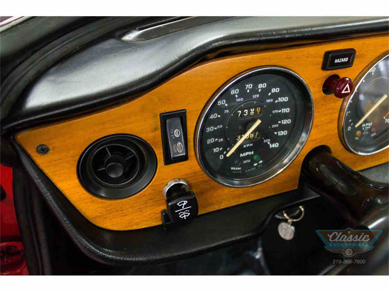 Large Picture of '73 TR6 located in Cedar Rapids Iowa - $20,950.00 Offered by Duffy's Classic Cars - I82S
