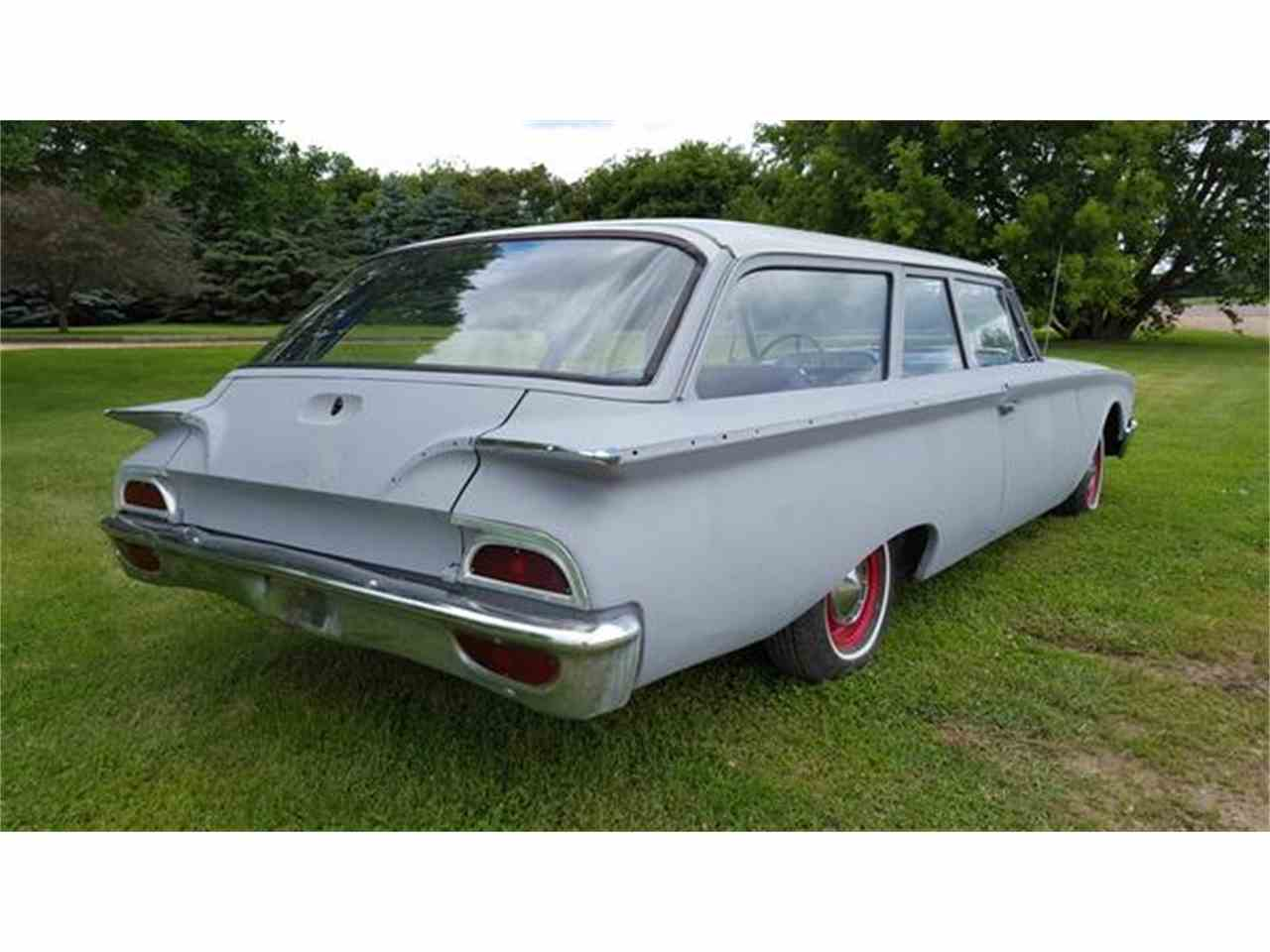 1960 Ford Courier Wagon For Sale Classiccars Com Cc 853233